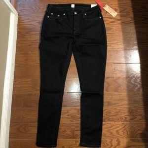 True Religion Curvy Skinny Pants Sz 36