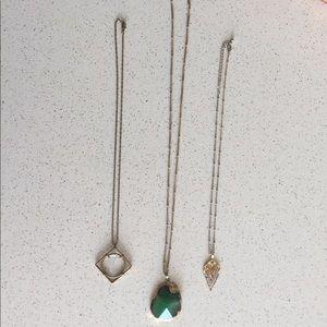 Women's Set of Necklaces