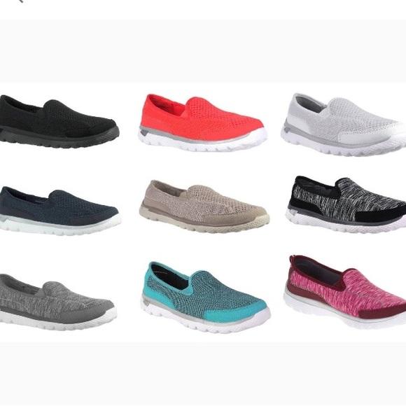 Shoes   Danskin Now Memory Foam Slip