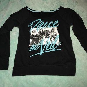 Hot Topic Pierce The Veil Sweater