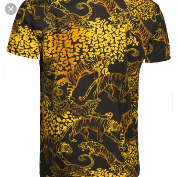 versace tiger t shirt