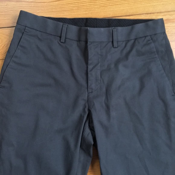 Express Pants Mens Dark Gray Chinos 30x32 Poshmark