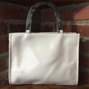 Vintage Neumann Marcus Lucite Handbag