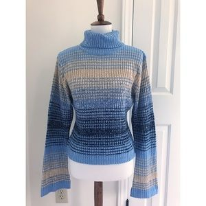Anthropologie bell sleeve sweater