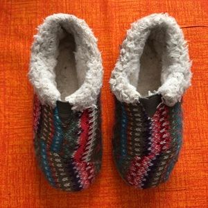 Toms girls slippers