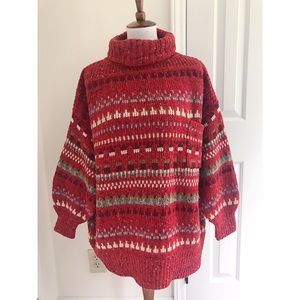 Nordstrom oversized chunky sweater