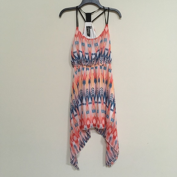 Trixxi Dresses & Skirts - Strappy, Breezy, and Colorful Summer Dress