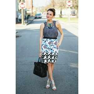 Peter Pilotto x Target Pencil Skirt