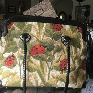 BRIGHTON TAPESTRY BAG