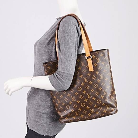 Louis Vuitton Handbags - Authentic LOUIS VUITTON Monogram Vavin GM Tote Bag b0ce83a834