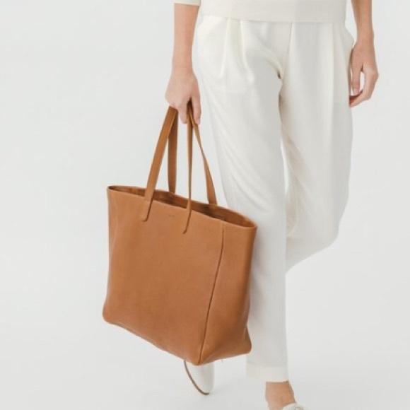 c4d2481cb56f BAGGU Handbags - BAGGU LEATHER CARAMEL WOMENS TOTE BAG PURSE