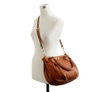 NWT J.Crew Brompton mini Hobo bag
