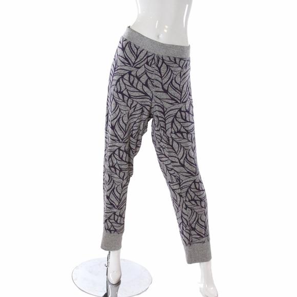 Alfani Printed Pajama Leggings Winter Leaves 3XL 5380f8c25