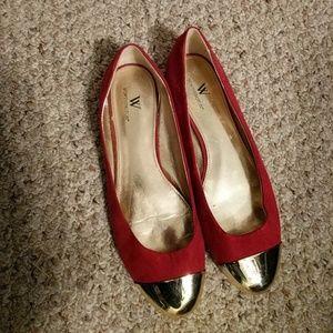 Red Worthington Shoes