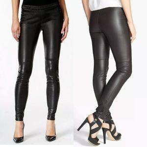 NWT Michael Kors Leather Pants