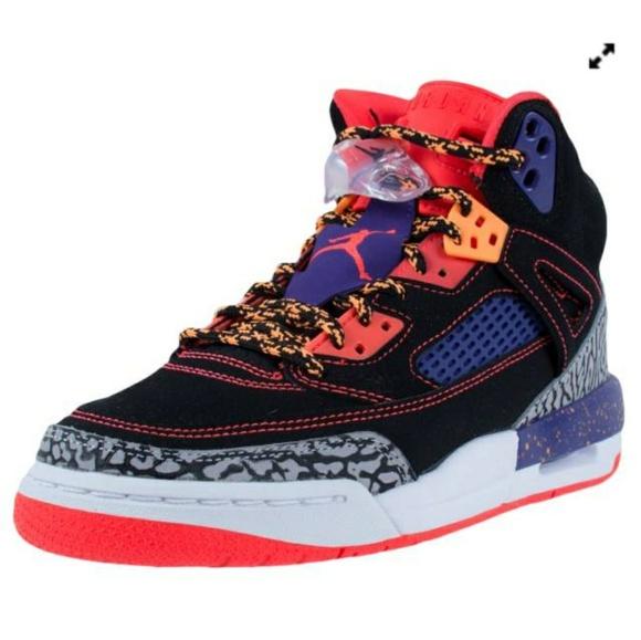 sports shoes 9b54a 2b26d Jordan Other - NEW Jordan Spizike Tasmanian Devil Shoes Size 5.5Y