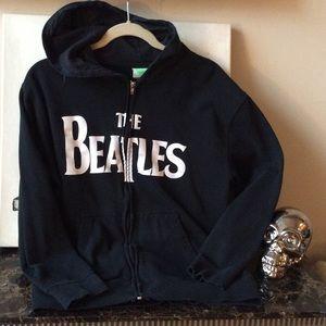 The Beatles Zip Up Hoodie
