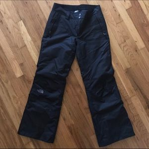 North face snowboarding pants size small