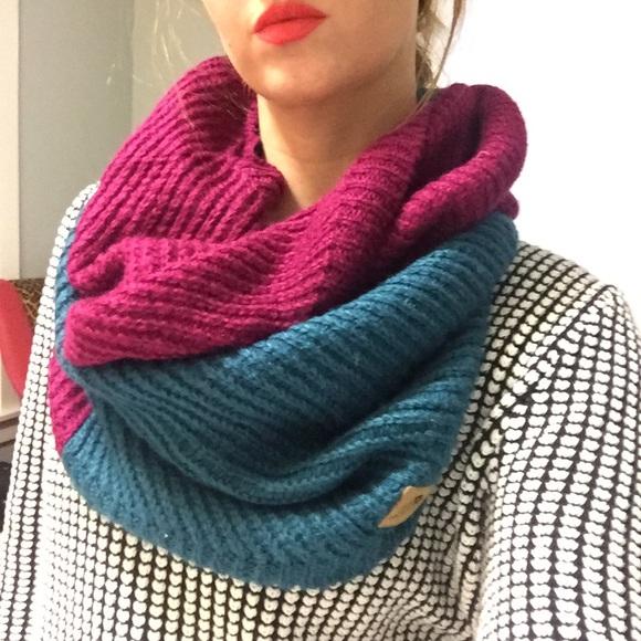 9b7e6356034 TNF • jumbo knit infinity scarf. M 5a0b5f6a2599fece24007e72. Other  Accessories ...