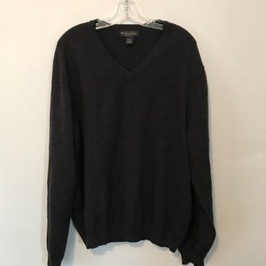 Brooks Brothers wool blend sweater XL EUC
