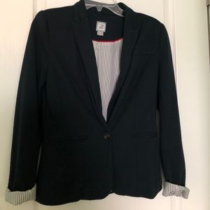 Navy Blazer by JCP