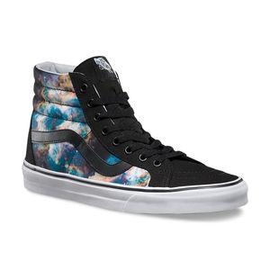 VANS SK8-HI REISSUE NEBULA skate shoes