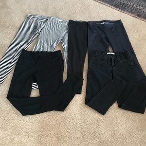 Other - Girls leggings and jagging's Size 10/12