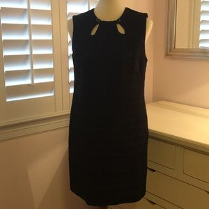 Milly Classic Black Sleeveless Dress