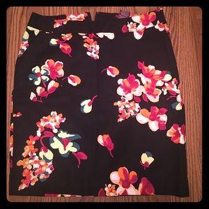 Floral Mini Skirt 🌺