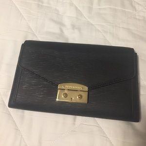 Victoria's Secret Genuine Leather Wallet Purse NWT