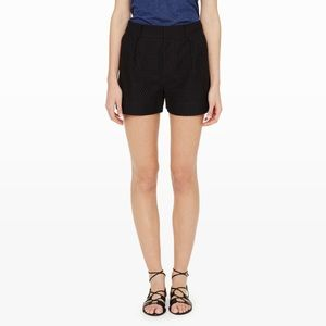Club Monaco Pergie Lace High Waisted Shorts NWT 8