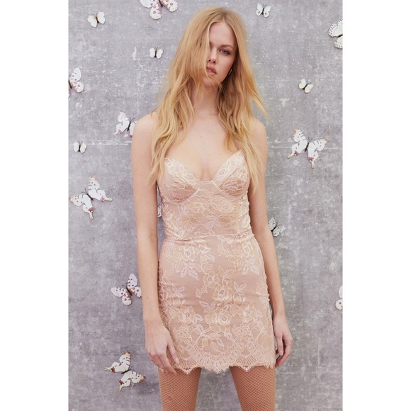 52c9a8d66c75 For Love And Lemons Dresses & Skirts - For Love & Lemons - Bumble Bustier  Dress