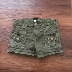 Urban Outfitters Olive Green Shorts Size 26