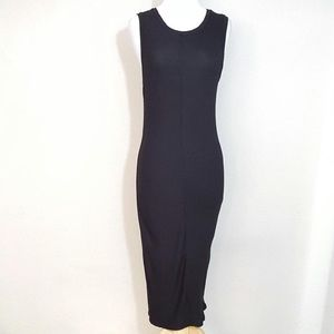 New with tag Poetry Black Bodycon Dress