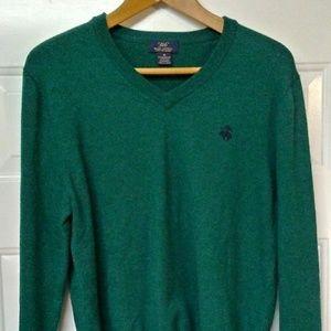 Brooks Brothers 346 Merino Wool sweater M