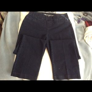 Lee Style Up Blue Jeans With LikeTummy Tuck Band