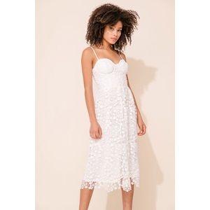 Yumi Kim - Prima Donna Dress - White Lace