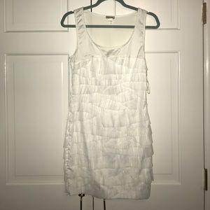 Nikibiki white dress