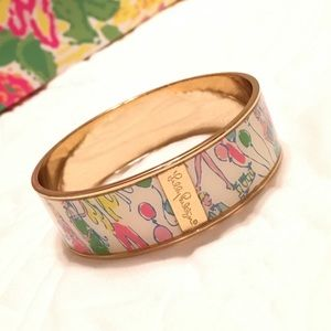 NWOT Lilly Pulitzer Pop Bangle