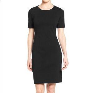 Kasper Black Fitted Dress