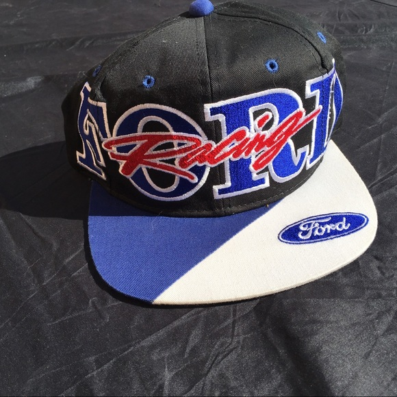 Ford Other - Vintage 1990s Ford Racing SnapBack Hat 🔥 ca72f7be7d2