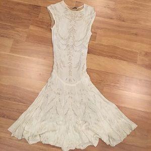 Alexander McQueen dress never worn