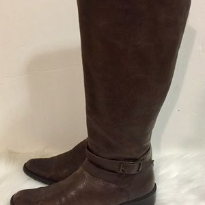 Matisse Shoes - Matisse Freddy Tall Brown Boots