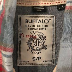 Buffalo by David Bitton. Men's Small button up