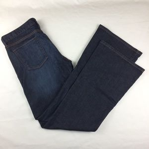 NWOT. Flare stretch Jeans (13/14)