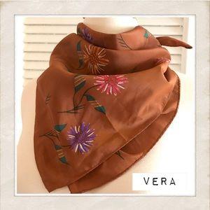 Vintage Scarf, Veresa by Vera Square Scarf