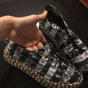 Sam edelman circus platform sneakers
