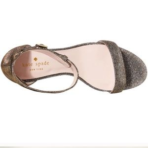 09e5d4d19641 kate spade Shoes -  75⬇ Kate Spade Silver Gold Elsa Heels