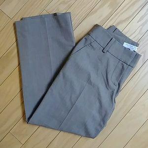 Trina turk dress pants/slacks. Light brown [0006]
