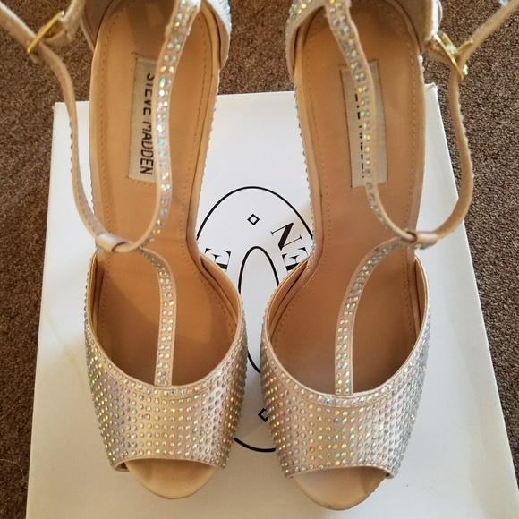 lamentar Vago Celda de poder  steve madden wedding heels > Up to 68% OFF > In stock